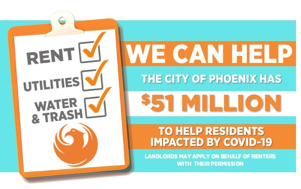 City of Phoenix Covid-19 Aid