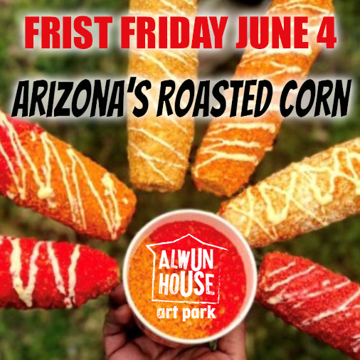 First Friday Sat 6/4 at the Art Park 6-10pm