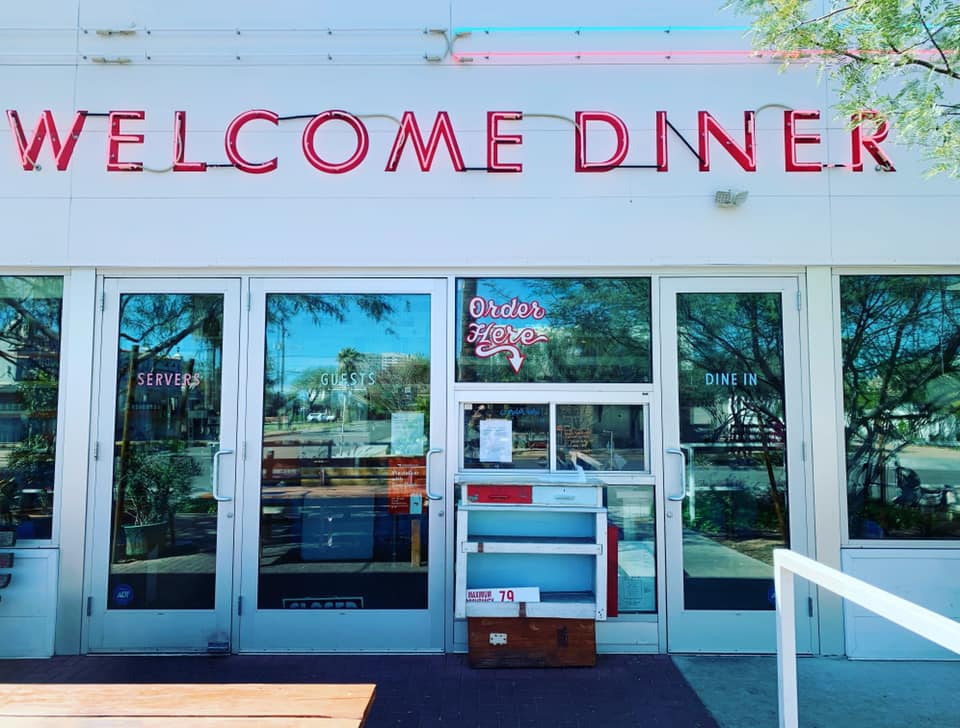 Welcome Diner