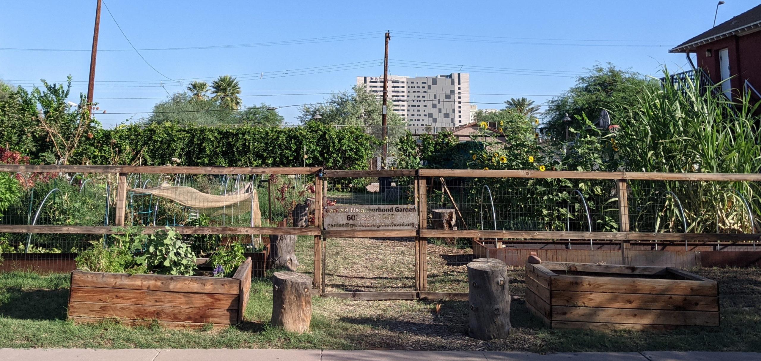 Garfield Neighborhood Garden